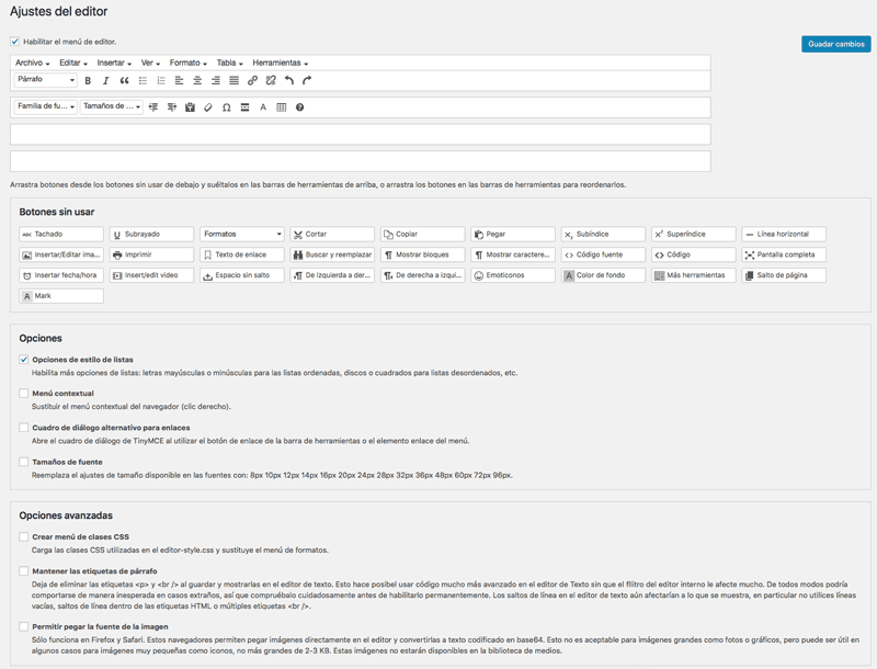 configurar-plugin-editor-de-wordpress