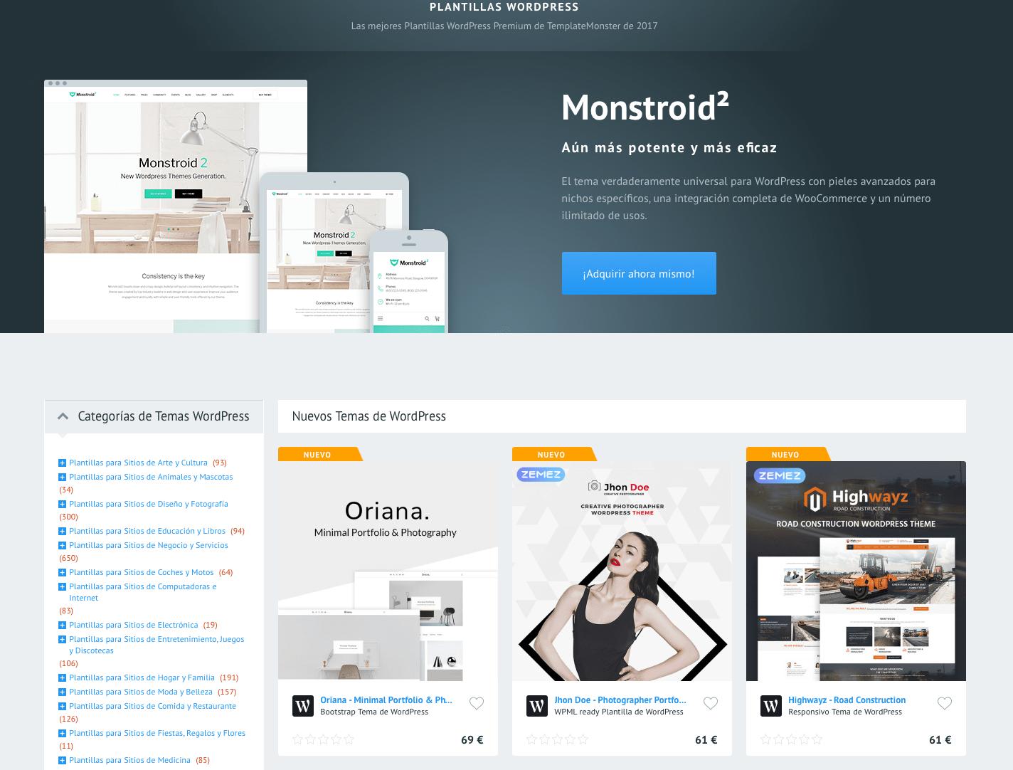 template-monster-temas-para-wordpress
