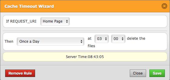 configurar cache wordpress