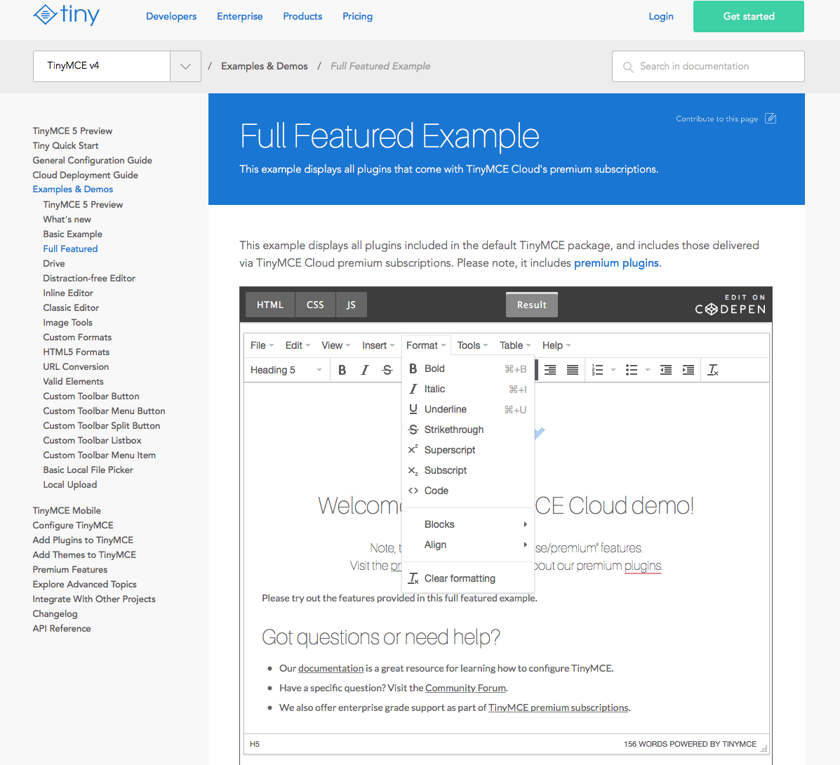 editor html online