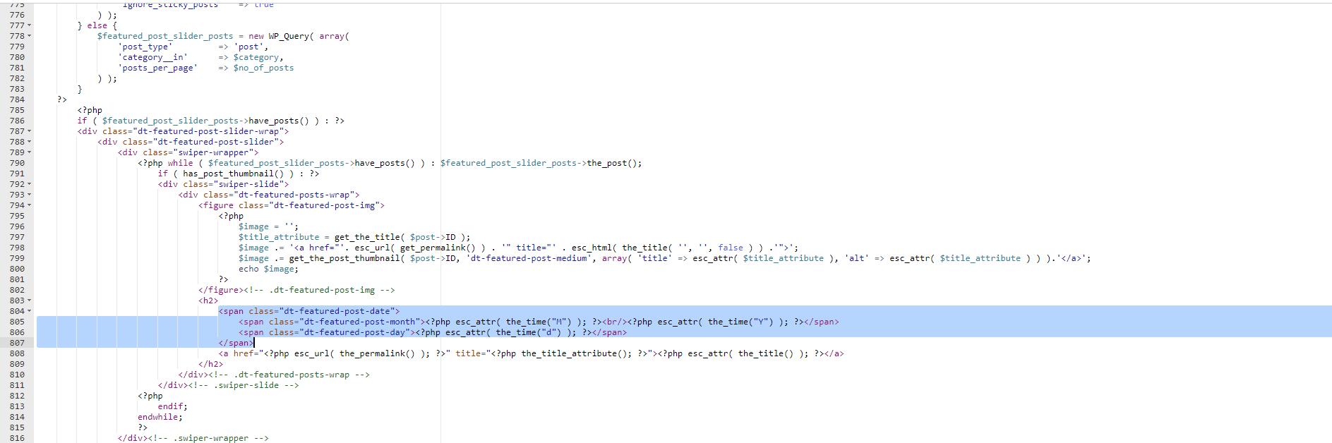 como-eliminar-la-fecha-de-los-posts-en-wordpress