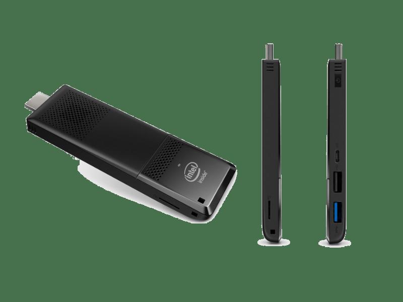 adaptador smart tv hdmi intel compute stick